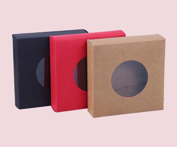 Cellophane Window Box