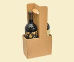 2-Pack Wine Bottle Carrier