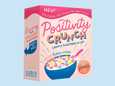 Custom Printed Cereal Boxes