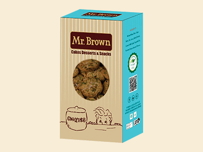 Custom Printed Cookie Boxes