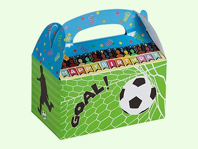 Custom Printed Gable Gift Boxes