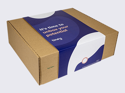 Mailer Box with Sleeve