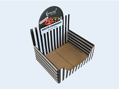 Custom Pop-up Display Boxes