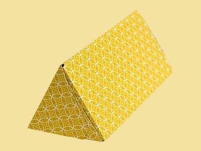 Custom Triangular Boxes